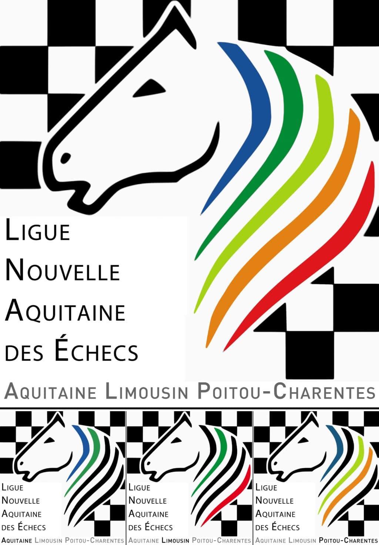 Bureau de la Ligue Nouvelle Aquitaine d'Echecs