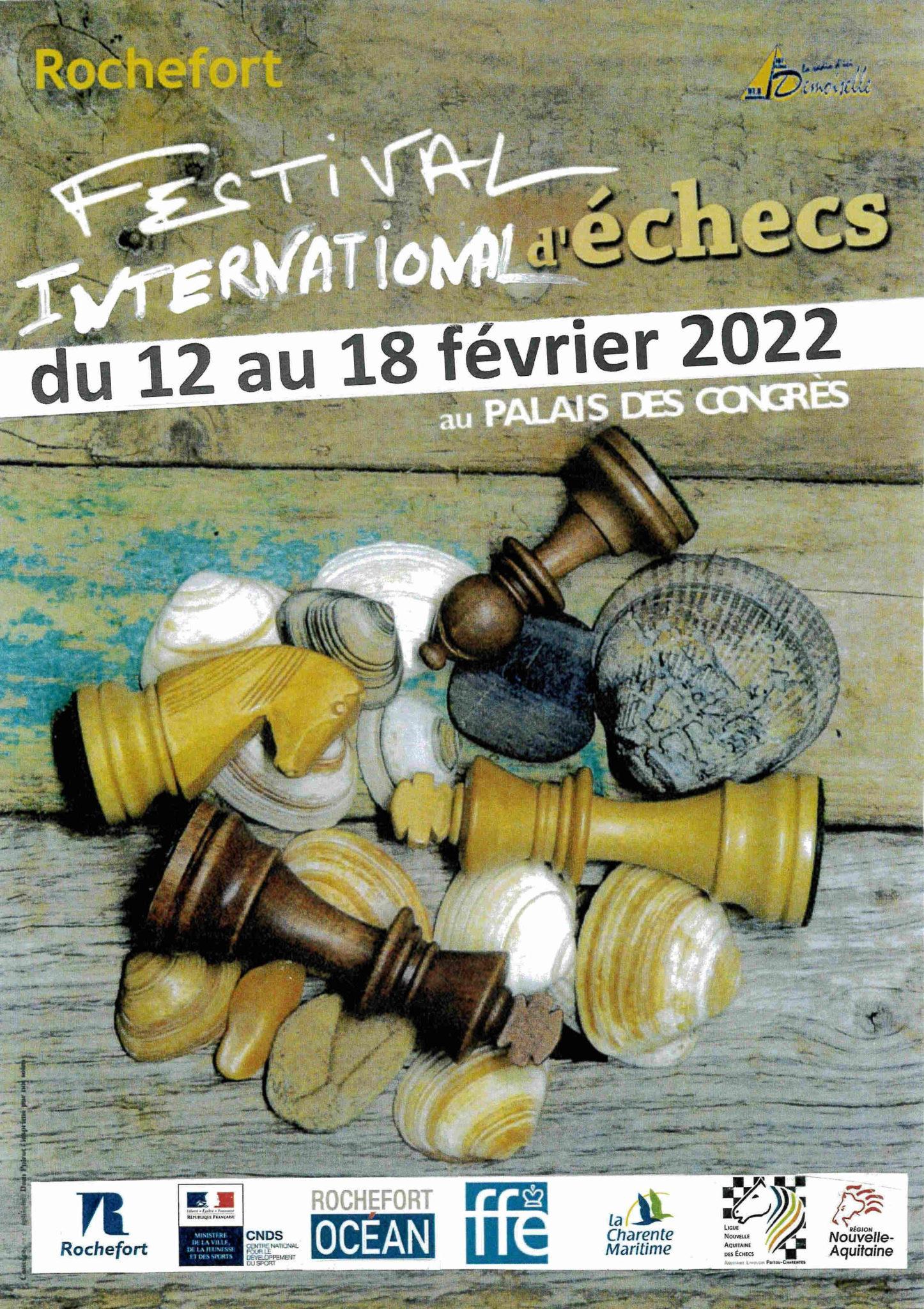 20ème FESTIVAL INTERNATIONAL DE ROCHEFORT